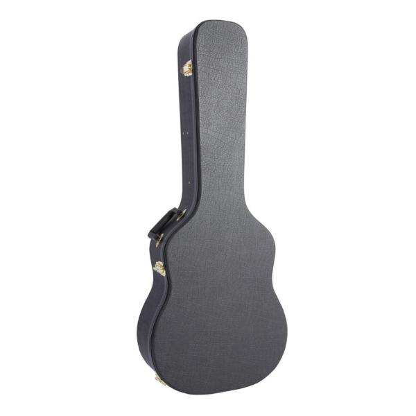 On-Stage GCA5000B Hardshell Acoustic Guitar Case<br>GCA5000B