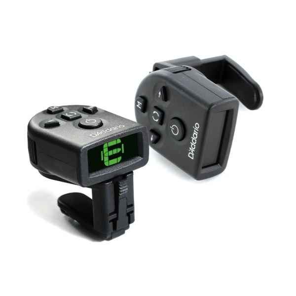 D'Addario Planet Waves PW-CT-12TP NS Micro Headstock Tuner (2-pack)