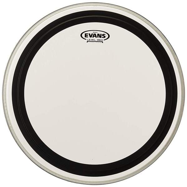 Evans BD18EMAD EMAD 18 Inch Bass Drum Head