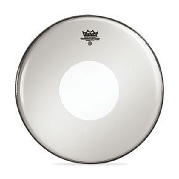 Remo CS-1226-00 Controlled Sound 26inch Smooth White Bass Drum head