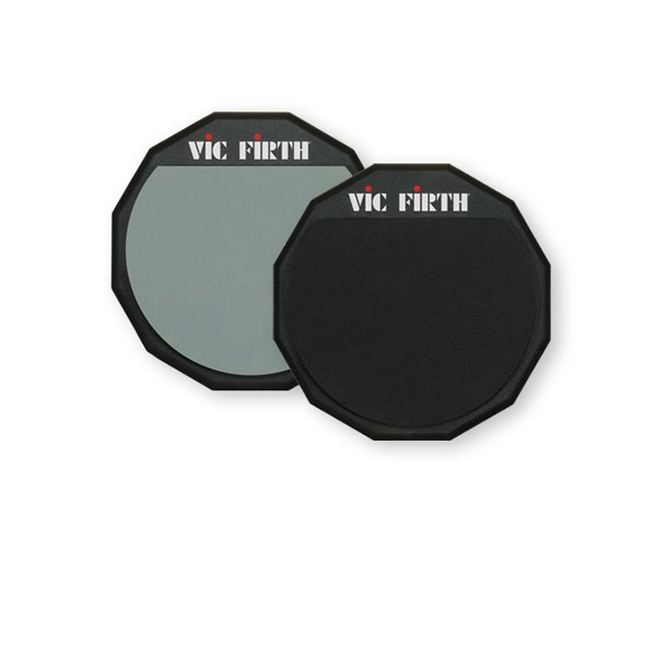 Vic Firth PAD6D 6-Inch Double Sided Drum Practice Pad