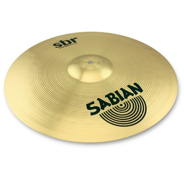 Sabian SBR1811 18-Inch SBR Crash Ride Cymbal