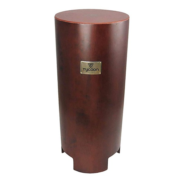Tycoon TKC-120 12-Inch Conga Cajon with Mahogany Playing Surface