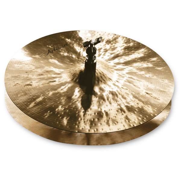 Sabian A1402 14-Inch Vault Artisan Hi Hat Cymbals