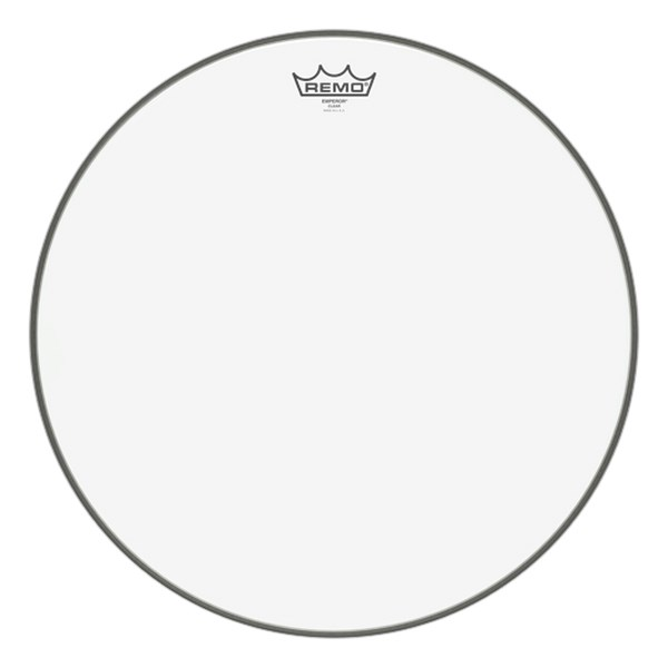 Remo BE-0318-00 18inch Clear Emperor Drum Head