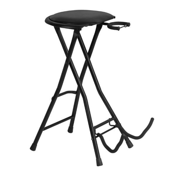 On-Stage DT7500 Guitarist Stool With Foot Rest<br>DT7500