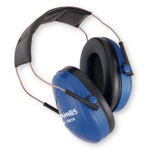 Vic Firth KIDP Kidphones Isolation Headphones