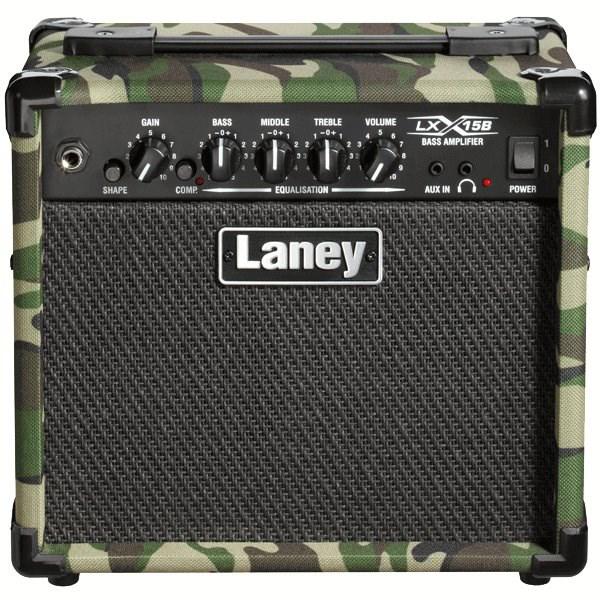 Laney LX15B 15W Bass Guitar Combo Amp
