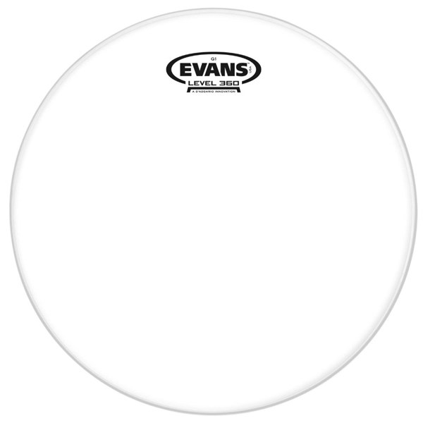 Evans TT13G1 Genera G1 13-Inch Tom Drum Head