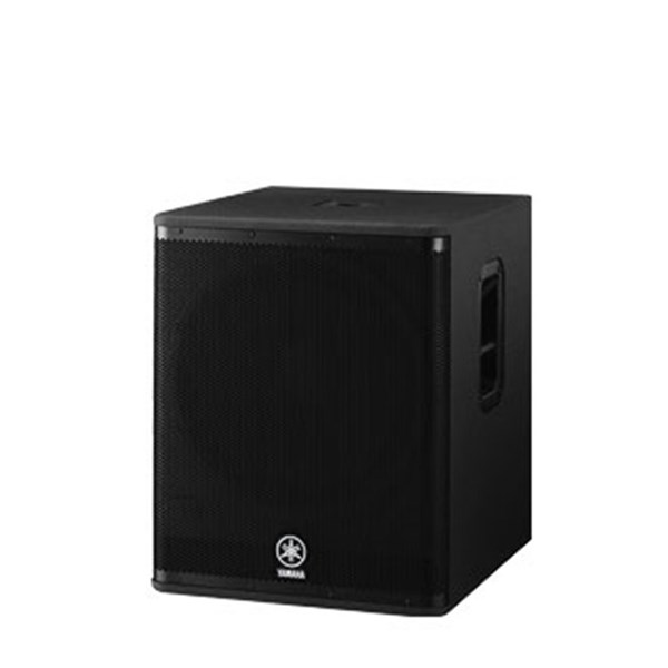 Yamaha DSR118W 18inch Active Subwoofer