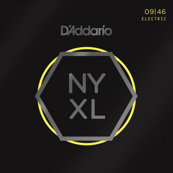 D'addario NYXL0946 Nickel Wound Electric Strings