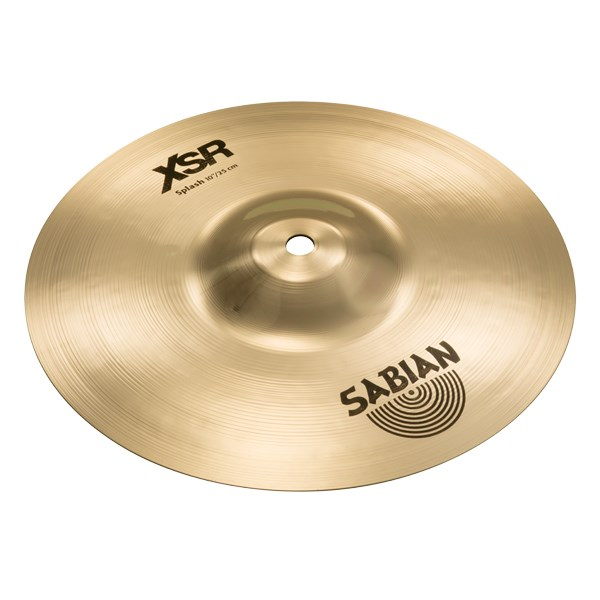 Sabian XSR1005B 10-Inch XSR Splash Cymbal - Brilliant Finish