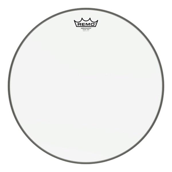 Remo SA-0116-00 16-Inch Hazy Ambassador Snare Drum Head