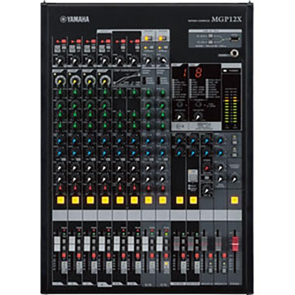 Yamaha MGP12X 12-Channel Mixer