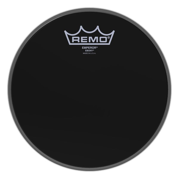 Remo BE-0008-ES 8inch Emperor Ebony Drum Head