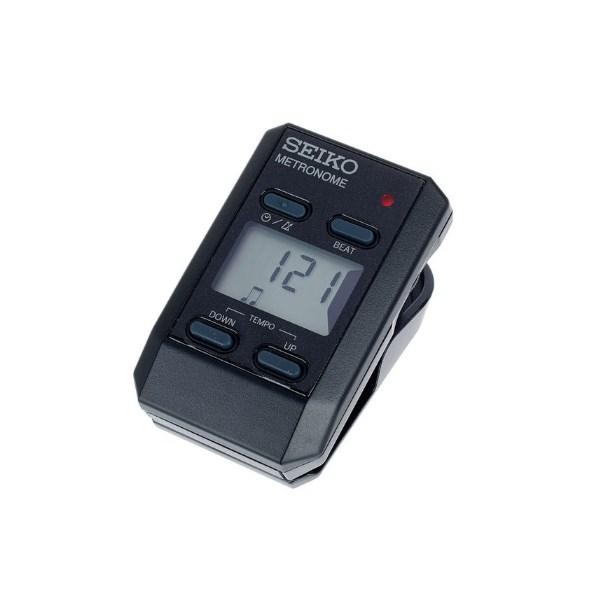 Seiko DM51 Clip-On Digital Metronome