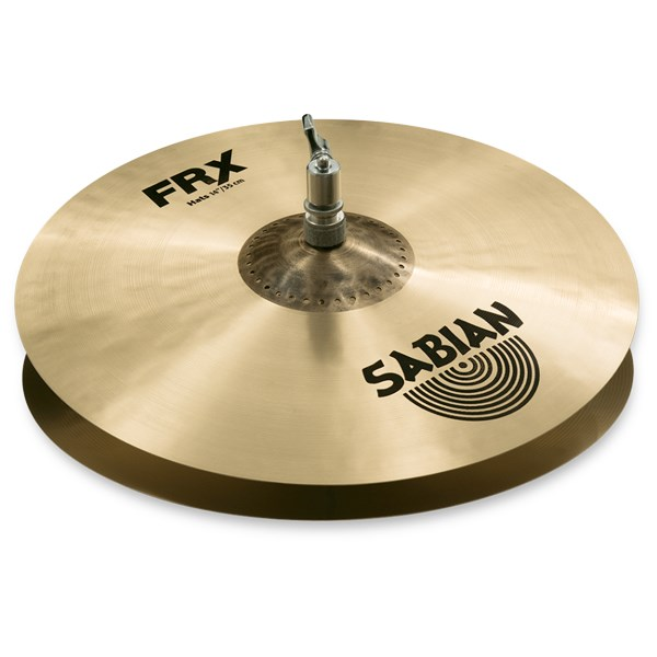 Sabian FRX1402 FRX Frequency Reduced 14 Inch Hi-hat Cymbals