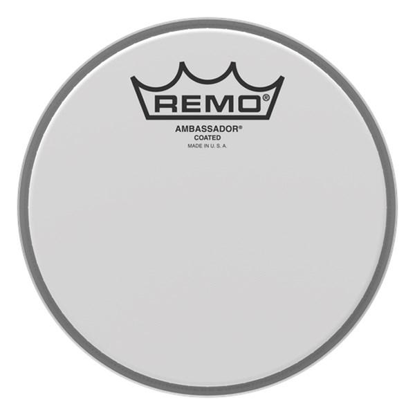 Remo BA-0106-00 6inch Coated Ambassador Batter Drumhead