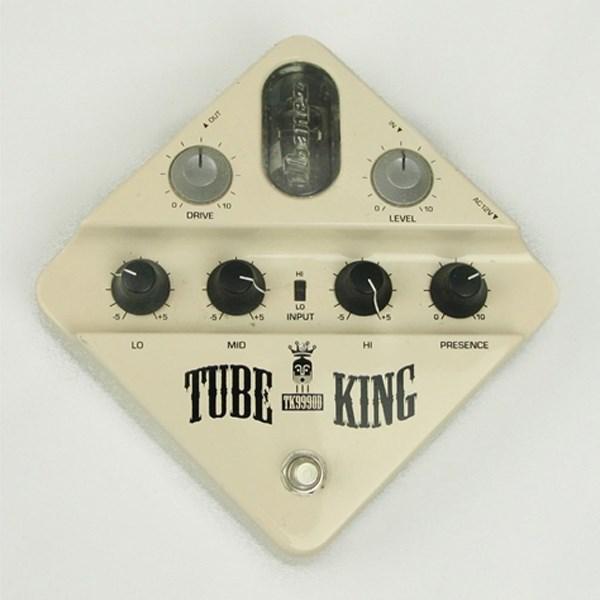 Ibanez TK999OD Tube King Tube Overdrive Guitar Effects Pedal
