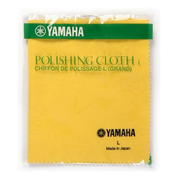 Yamaha Polishing Cloth Large Cotton
