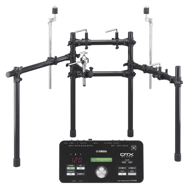 Yamaha DMR502 Drum Trigger Module And Rack<br>DMR502