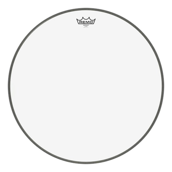 Remo BB-1320-00 20inch Emperor Clear Bass Drum Head