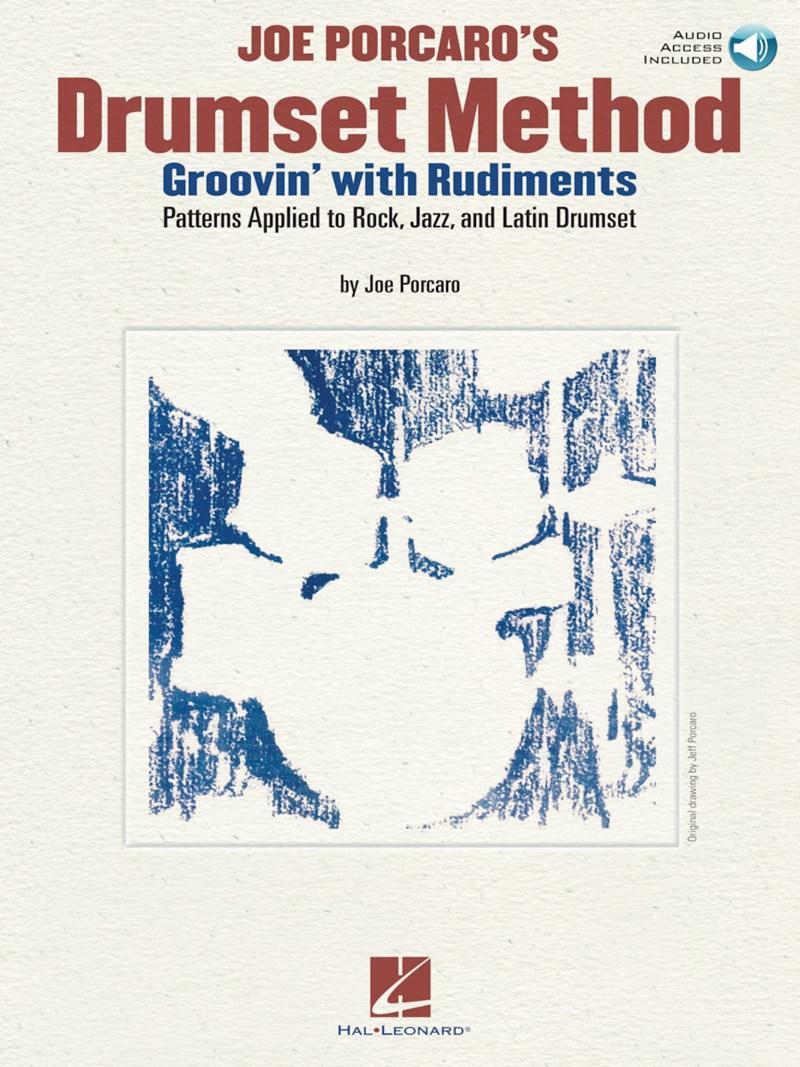 Hal Leonard HL06620129 Joe Porcaro's Drumset Method