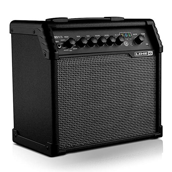 Line 6 Spider V 20 20W 1x8 Guitar Combo Amp<br>Spider V 20