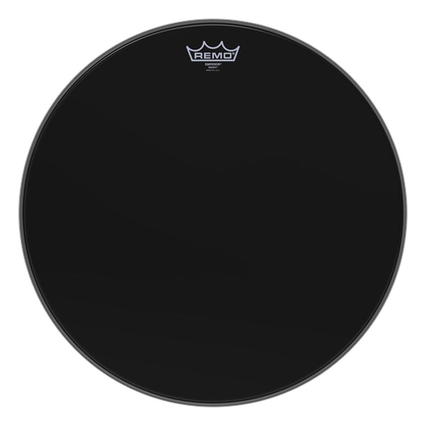 Remo BE-0018-ES 18inch Emperor Ebony Drum Head