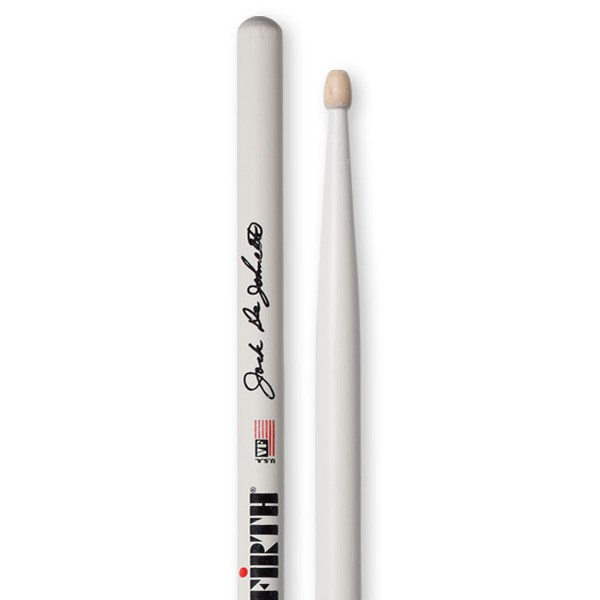 Vic Firth SJD Jack DeJohnette Signature Drumsticks - Wood Tip