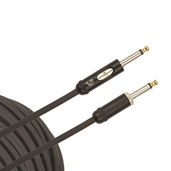 D'Addario Planet Waves PW-AMSK-10 American Stage Kill Switch Instrument Cable - 10 Feet