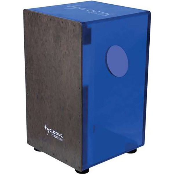 Tycoon TKXRB-29 29 Series Royal Blue Acrylic Cajon