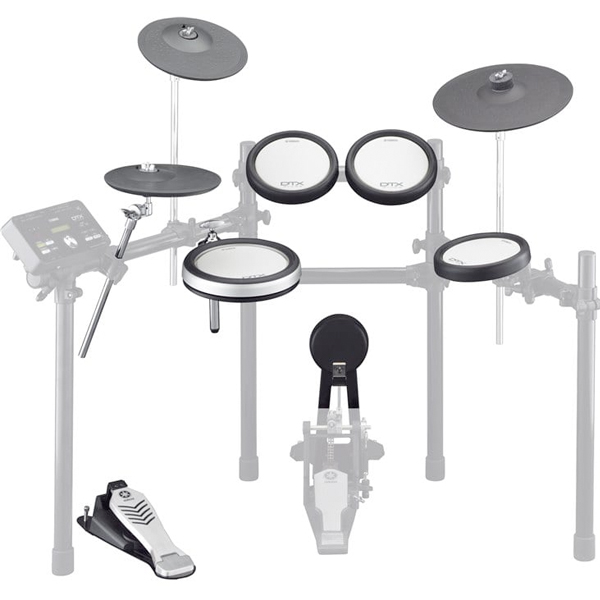 Yamaha DTP542 Electronic Drum Pad Set For DTX542K<br>DTP542