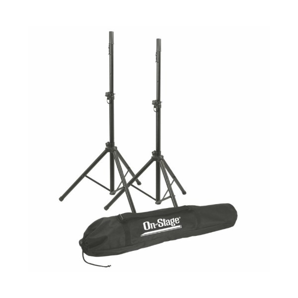 On-Stage SSP7900 All-Aluminum Speaker Stand Pack