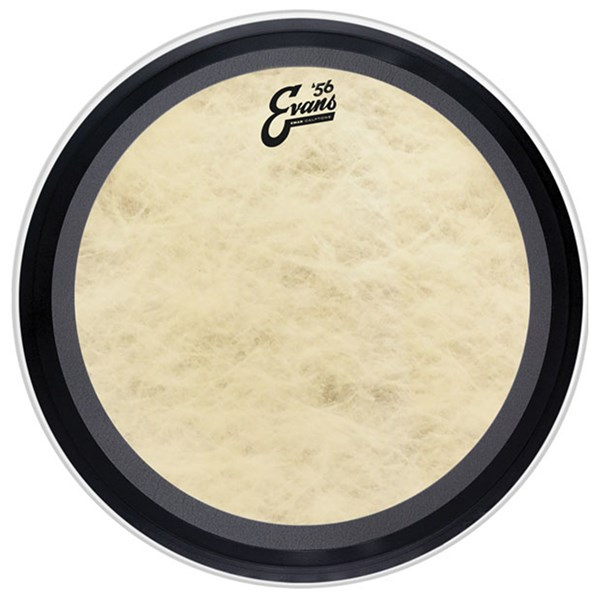 Evans BD18EMADCT 18 Inch EMAD Calftone Bass Drum Head