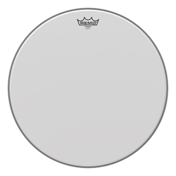 Remo BE-0118-00 8inch Weatherking Emperor Coated Drumhead