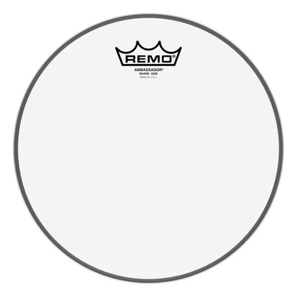 Remo SA-0110-00 10-Inch Hazy Ambassador Snare Drum Head