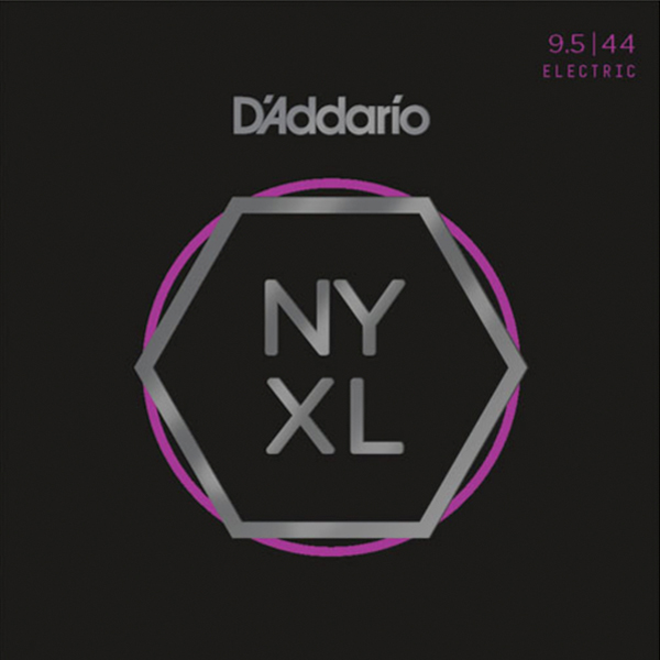 D'addario NYXL09544 Nickel Wound Electric Strings<br>NYXL09544