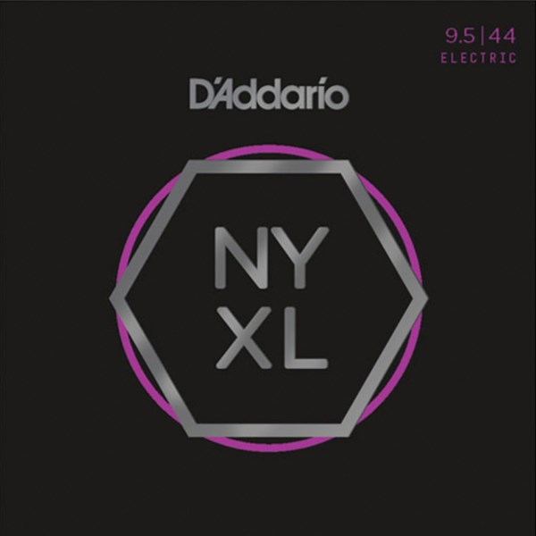 D'addario NYXL09544 Nickel Wound Electric Strings