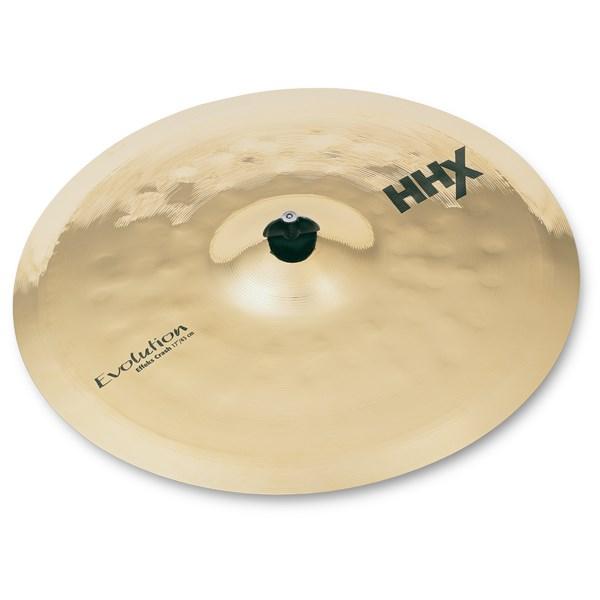 Sabian 11711XEB 17-Inch HHX Effeks Crash Cymbal - Brilliant Finish