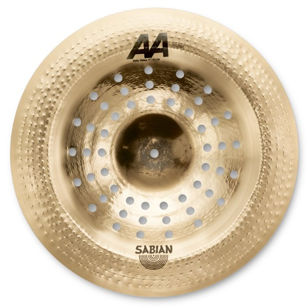Sabian 21716CS 17-Inch AA Holy China Cymbal