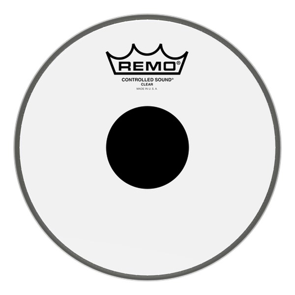Remo CS-0308-10 Controlled Sound 8inch Clear Batter Drumhead