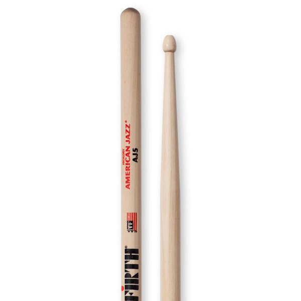 Vic Firth AJ5 American Jazz Hickory Drumsticks