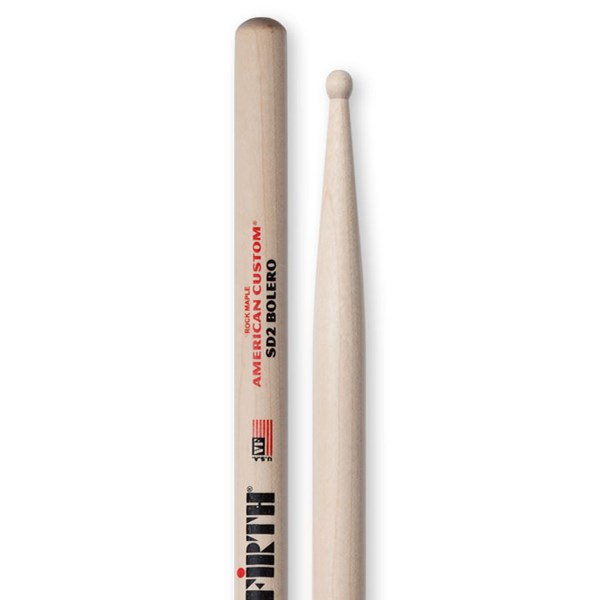 Vic Firth SD2 American Custom Bolero Drumsticks