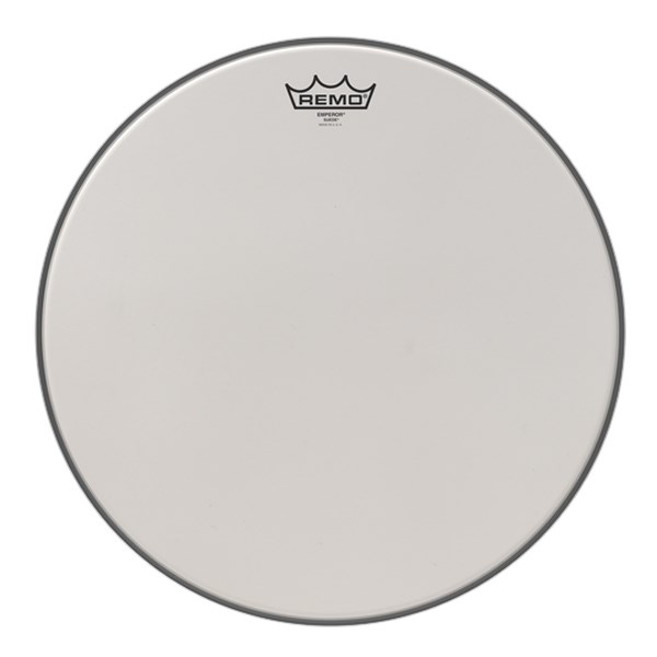 Remo BE-0816-00 Suede Emperor 16inch Marching Tenor Drumhead