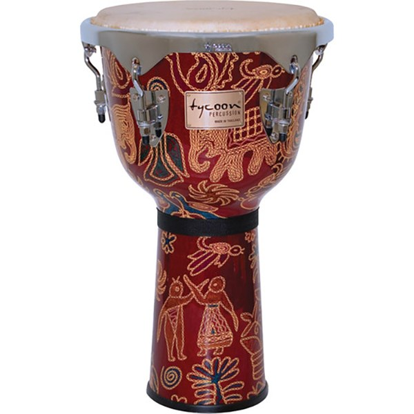 Tycoon TJF-712 C F1 12-Inch Master Fantasy Series Djembe