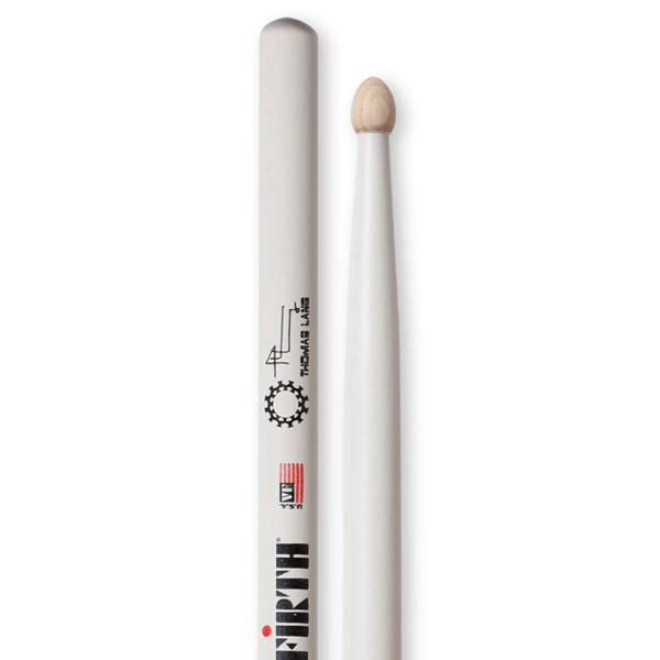 Vic Firth STL Thomas Lang Signature Drumsticks - Wood Tip
