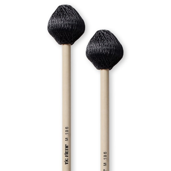 Vic Firth M186 Multi-Application Vibraphone Mallets Medium