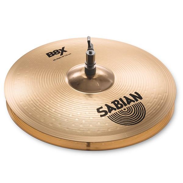 Sabian 41402X 14-Inch B8X Hi-Hat Cymbals