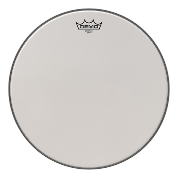 Remo BE-0815-00 Suede Emperor 15inch Marching Tenor Drumhead